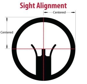 La visée guidon à lame en TAR ou ailleurs en ISSF et loisirs Sight-10