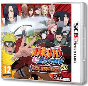 naruto - Naruto Shippuden – The New Era 3D (3DS) Recensione Prezzo Voto Data di uscita Naruto10