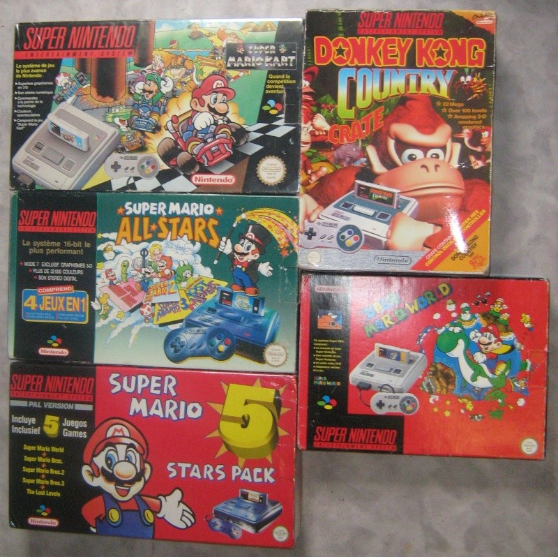 Ma collection mario : blister/console/jeux RARE et LIMITED (NEW 8/06) - Page 2 00510