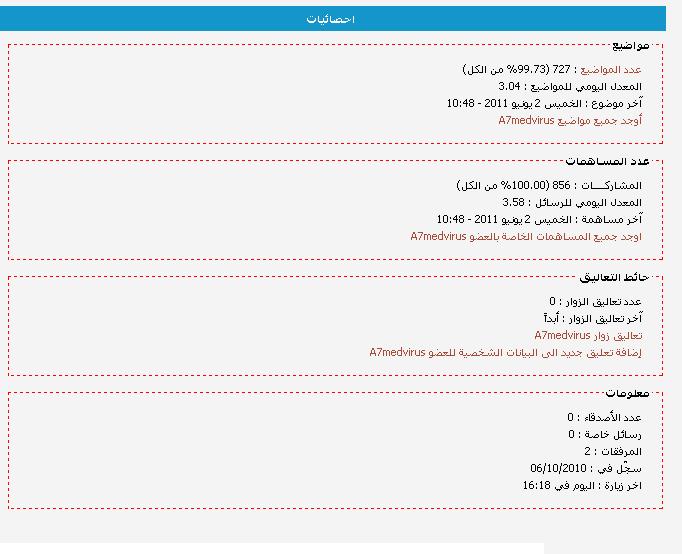 اكواد css الخاصة بالملف الشخصي للنسخة phpbb2 W210