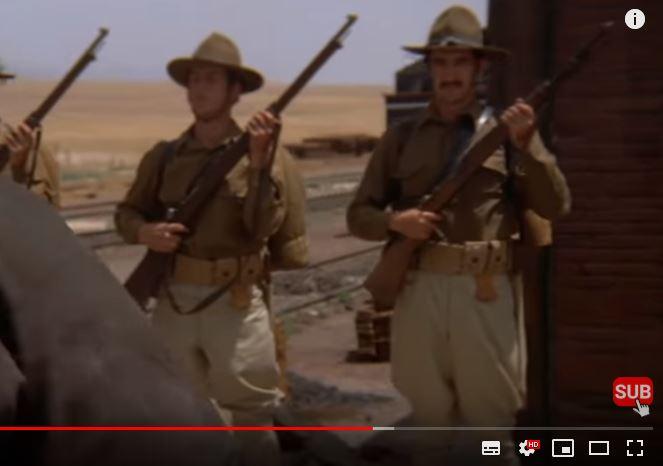Les erreurs de gun dans les films / séries - Page 4 Captur63