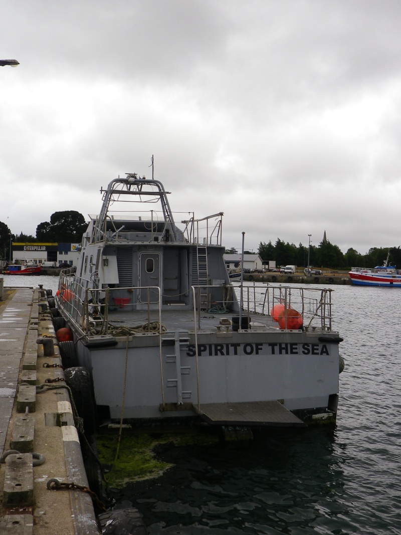 [ Divers Gendarmerie Maritime ] Reconversion des P.775 Stellis et P. 776 Sténia Mai_2012