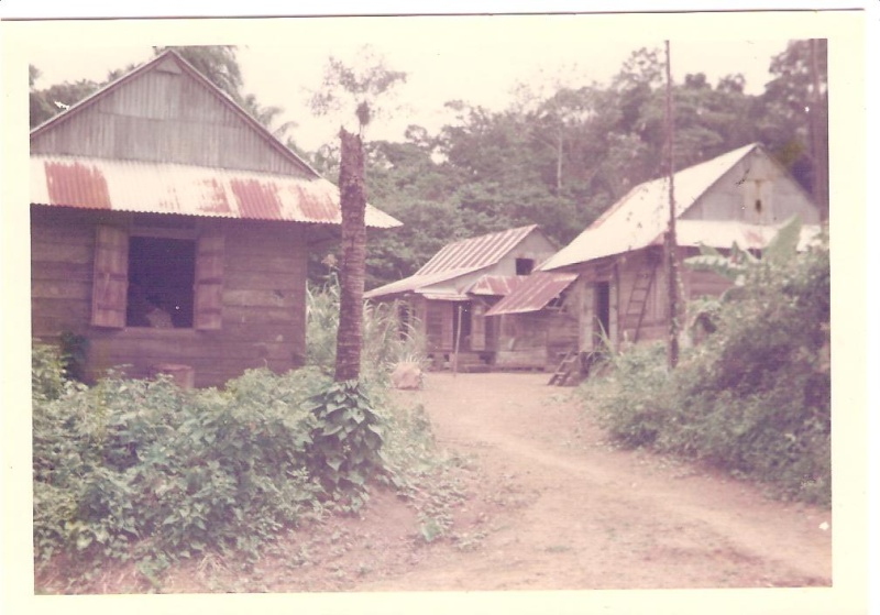 [ Divers Gendarmerie Maritime ] 1977 - Création de la brigade de gendarmerie maritime à Cayenne. Ouanar11