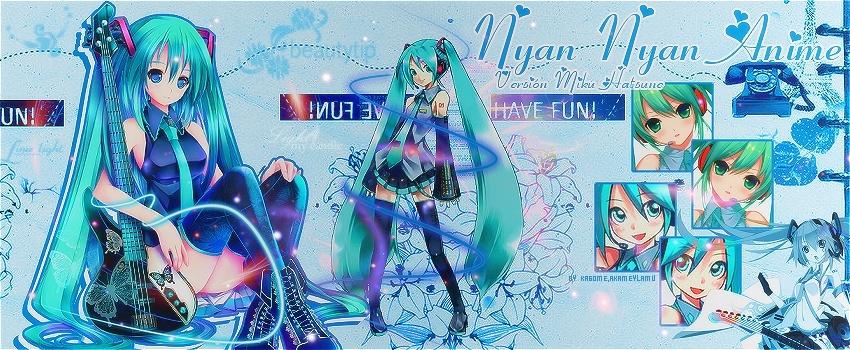 Nyan Nyan Anime!