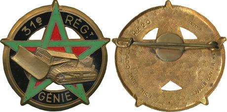 Identification d'insignes et leurs appartenance 31_gzo10