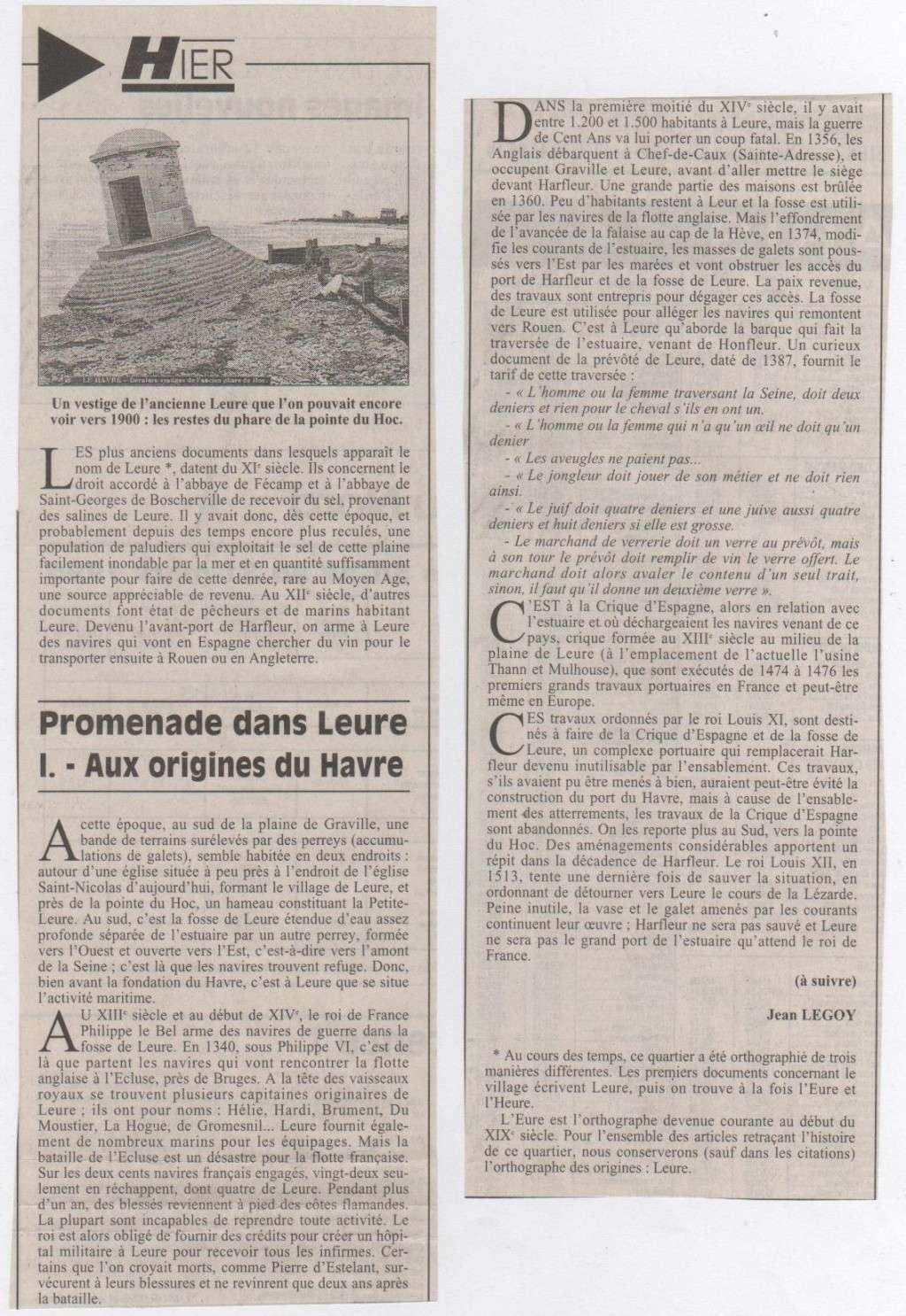 Hier, Le Havre par Jean LEGOY Jean_l28