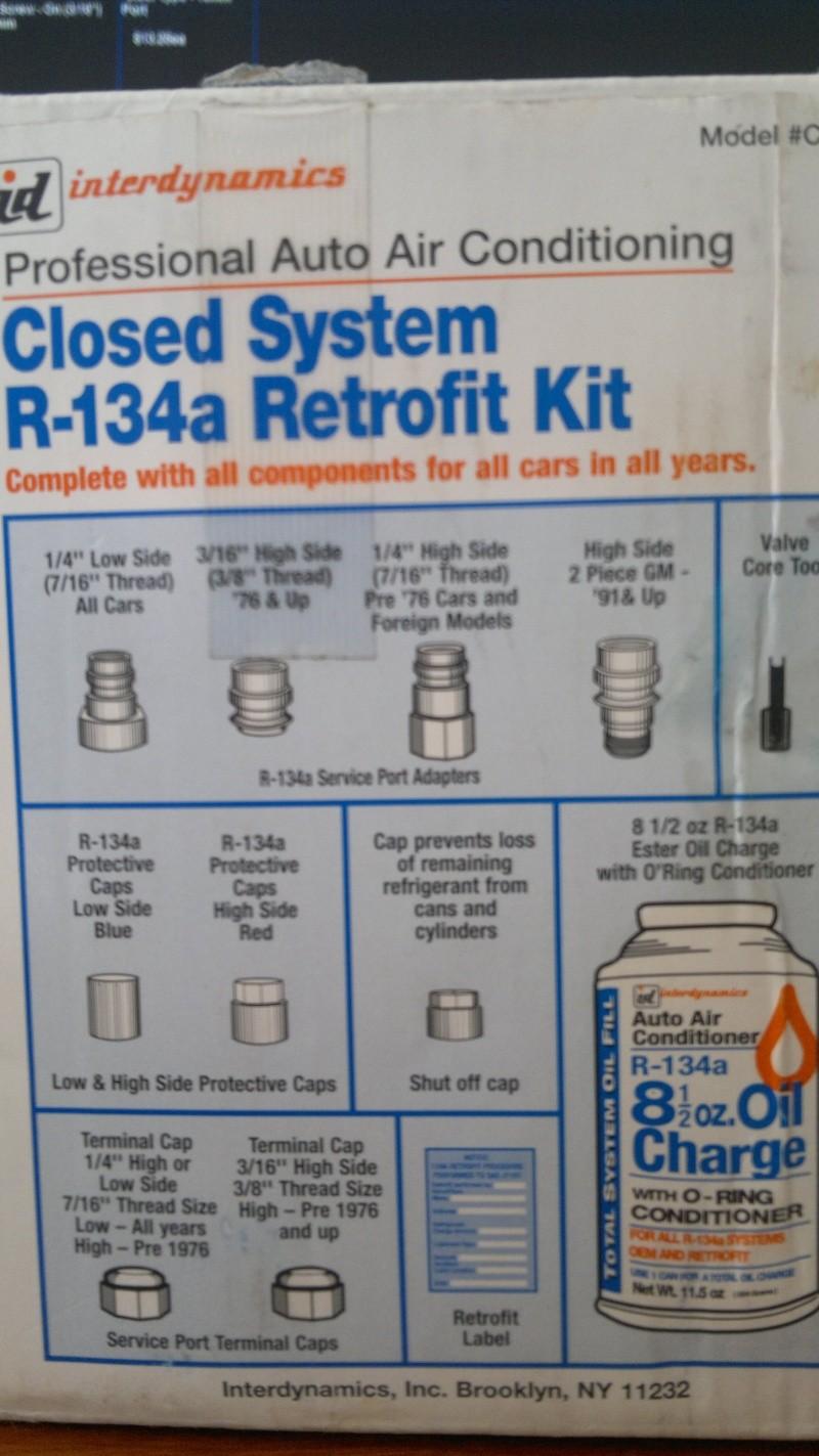( Climatisation ) bouteilles déshydratantes - Page 2 20042010