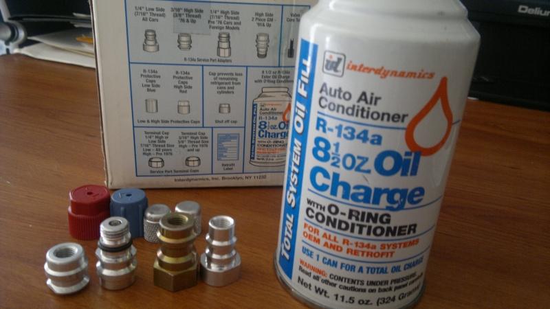 ( Climatisation ) bouteilles déshydratantes - Page 2 20042012