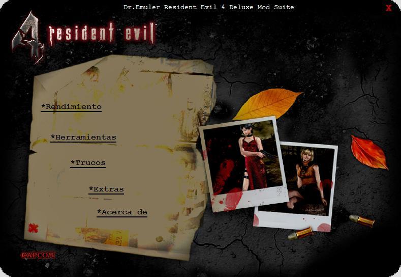 Dr.Emuler Resident Evil 4 Deluxe Mod Suite Snapre10