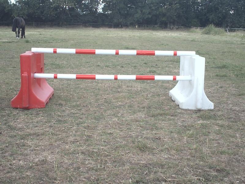 Mes nouvelles barres d'obstacles !! Img_0111