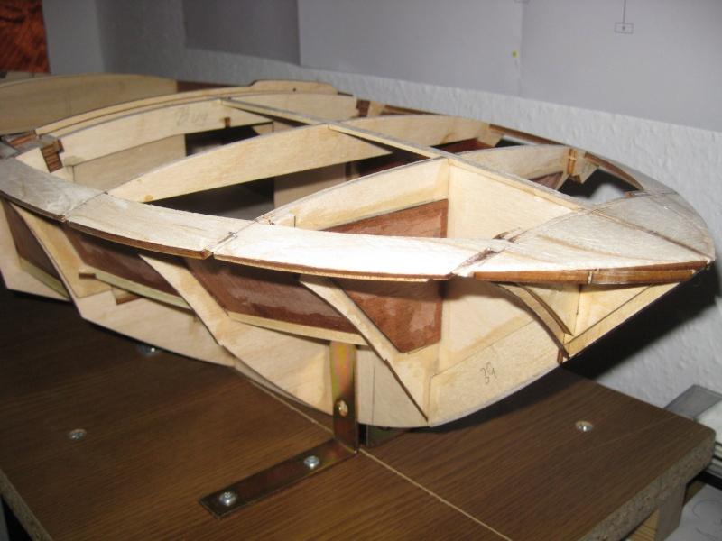 Italienisches Sportboot 15010