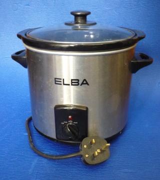 [WTS] ELBA brand Stock Pot/Slow Cooker - SOLD P1120914