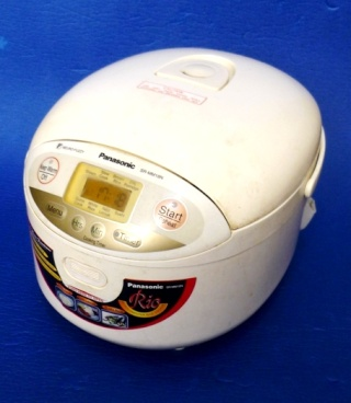 [WTS] Panasonic Multi Function Rice Cooker with Steamer P1120919