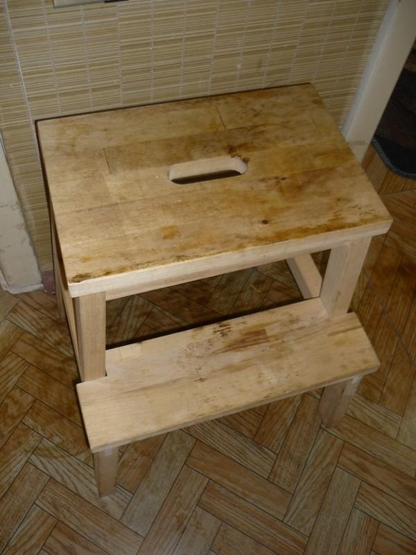 [WTS] IKEA Ladder cum stool P1120920