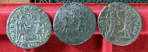 monnaies AURELIEN ........  310