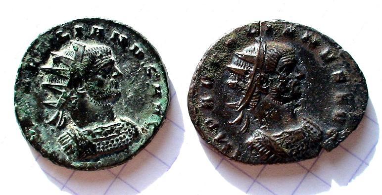 monnaies AURELIEN ........  Dsc05010