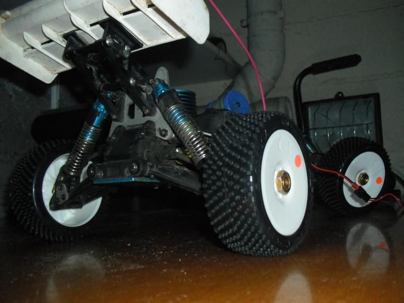Juju's T2m blitz evo 1 moteur LRP Z.21R Dscf5912