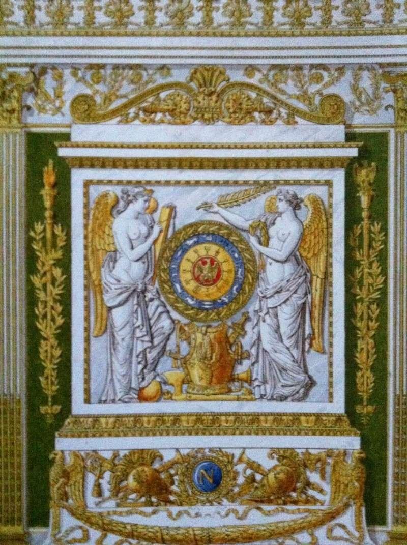 L'horloge du Grand escalier = palais des Tuileries ?  Img_0010