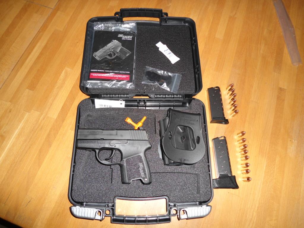 Compact simple colonne, Glock 43x, Walther PPS ou autre  290_210