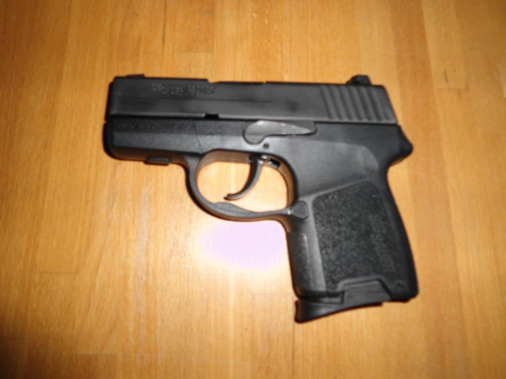 Compact simple colonne, Glock 43x, Walther PPS ou autre  290_510