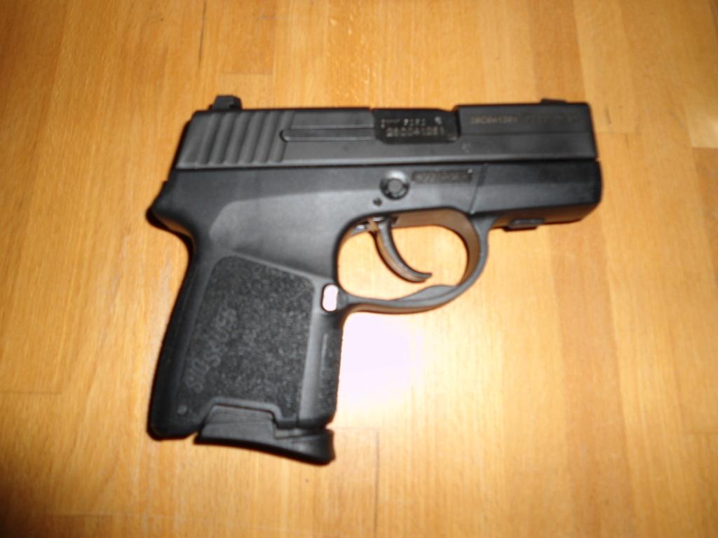 Compact simple colonne, Glock 43x, Walther PPS ou autre  290_610