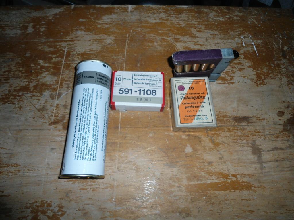 Boite de munitions pour GP11 Cart_711
