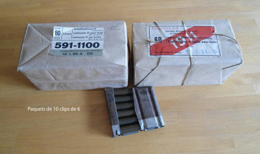 Boite de munitions pour GP11 Cartou17