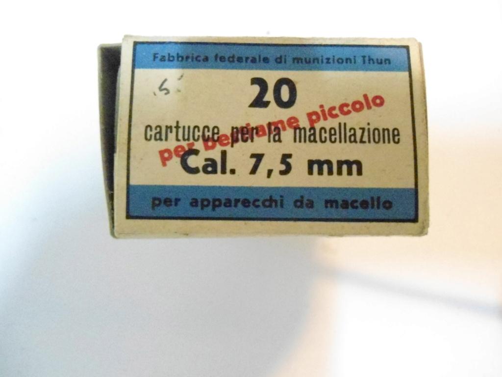 Cartouches 7,65 pour abattoirs ! Dsc02815
