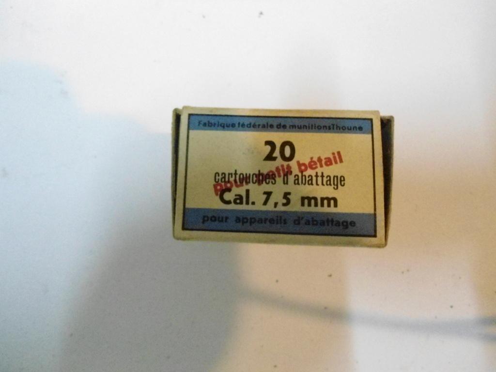 Cartouches 7,65 pour abattoirs ! Dsc02816