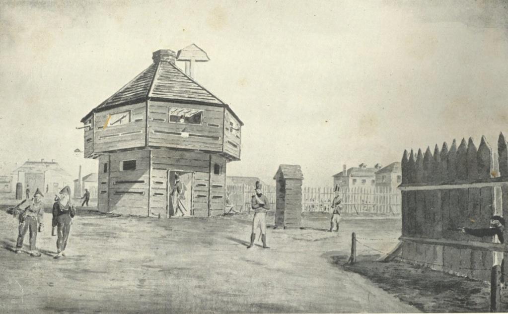 Les prisonniers de guerre français en Angleterre. Dzopot10