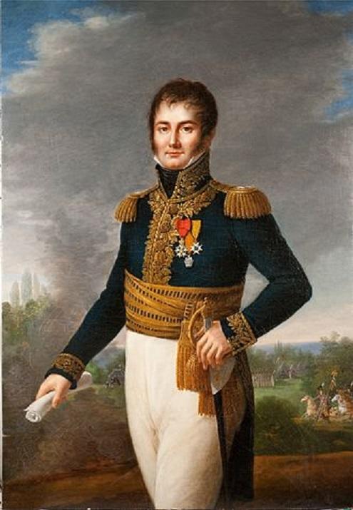 Général Hilaire Benoit Reynaud  Hilair10