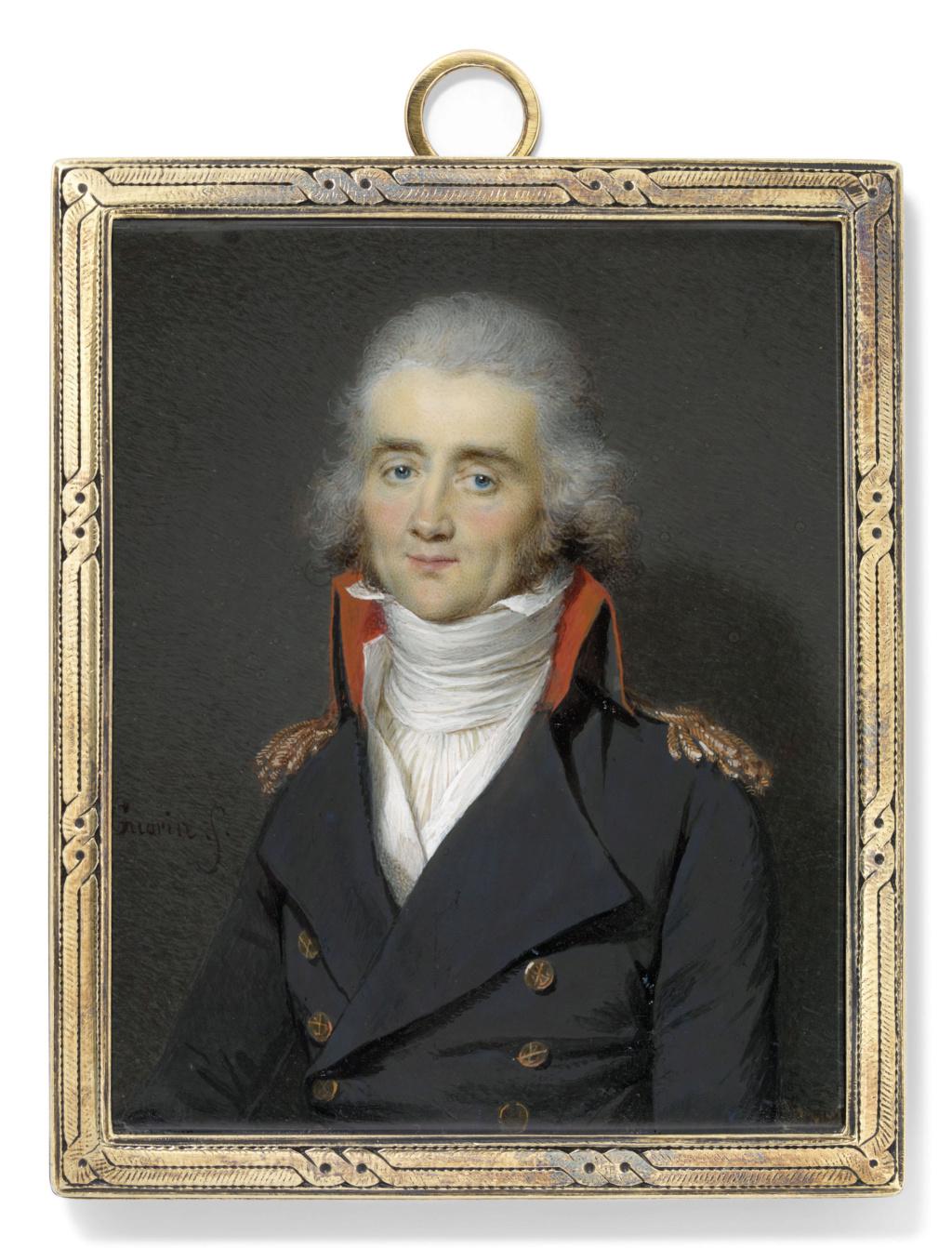 Louis Alexandre d' Allois d' Herculais Portra10