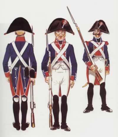 Regiments suisses de Napoleon en Espagne Suisse10