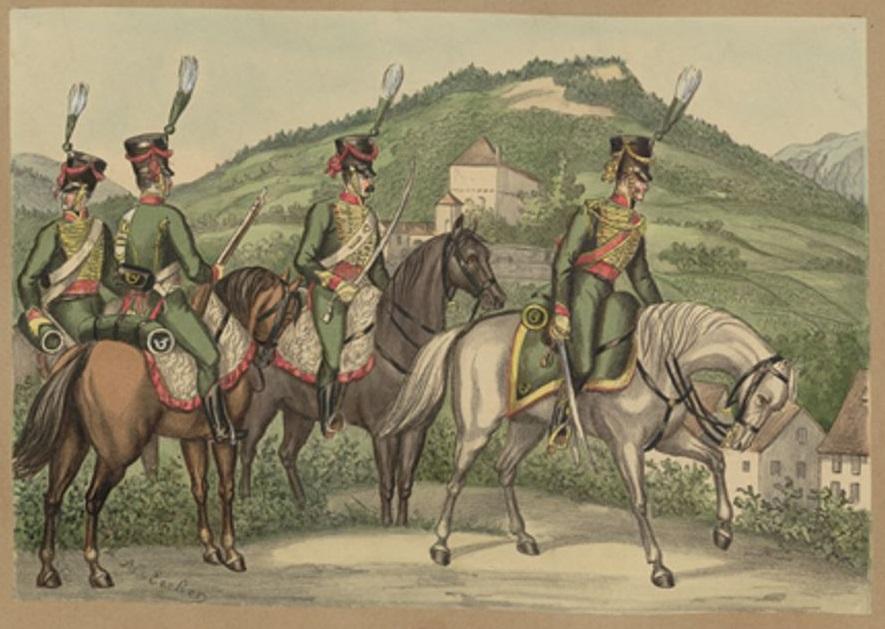 République puis canton du Leman, futur canton de Vaud Vaud_c10
