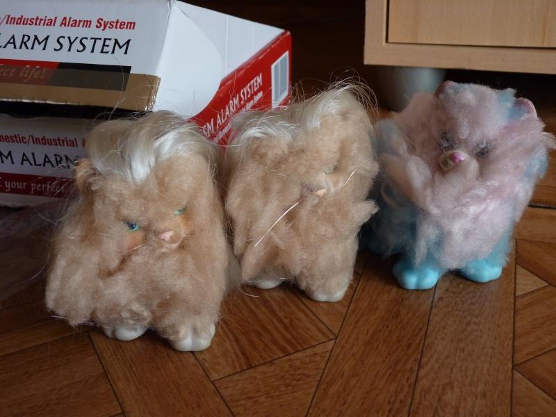 Nettoyage et entretien des Sweetie Pups et Kitties P1000450
