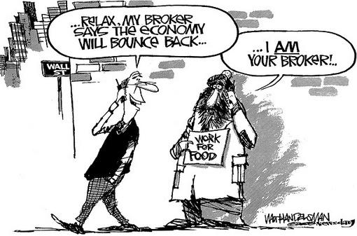 Stock Market Cartoons Brokeb10