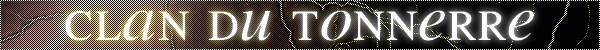 La Guerre des Clans - Forum RPG Huhuhu10