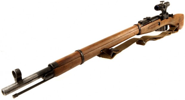 Mosin Nagant versio Sniper par Zeta-Lab Nagant10