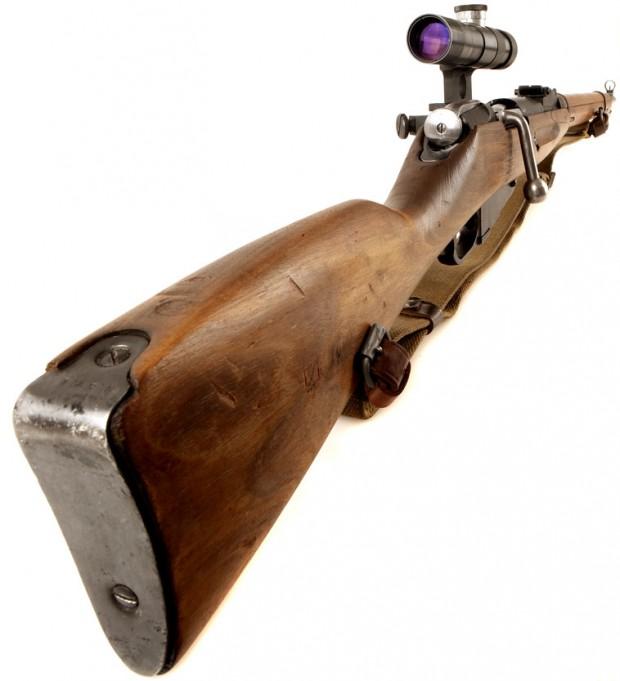 Mosin Nagant versio Sniper par Zeta-Lab Nagant12