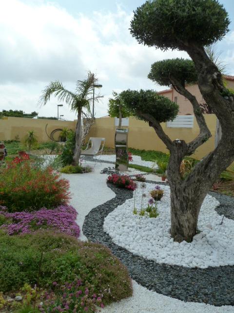 Le jardin  en hiver P1000812