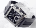 Vends Baume et Mercier Hampton Square Dual time : 1800€ Hampto10