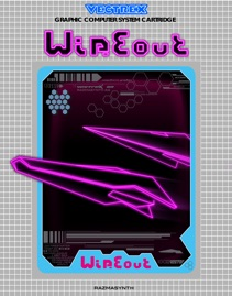 Vectrex : WireOut limited to 200 Wireou11
