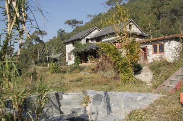 Equidés du Népal Maison11