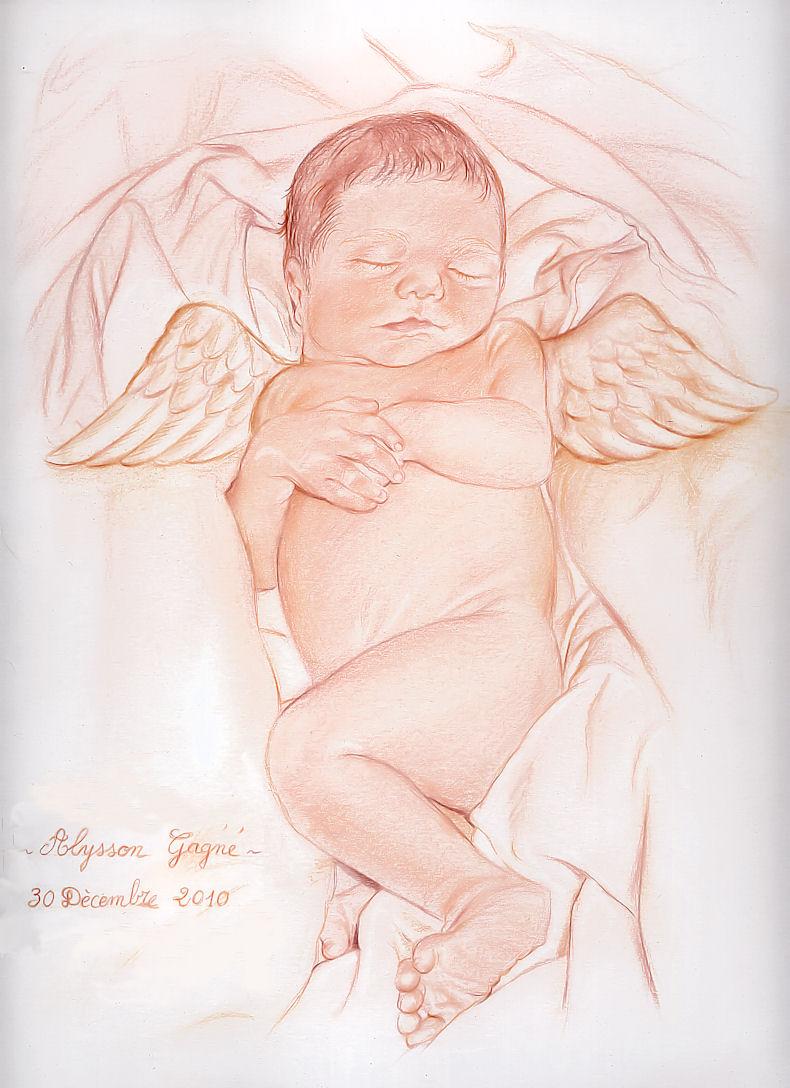 Portraits de nos Anges realise par Mr TABUTAUD  - Page 2 Alysso17