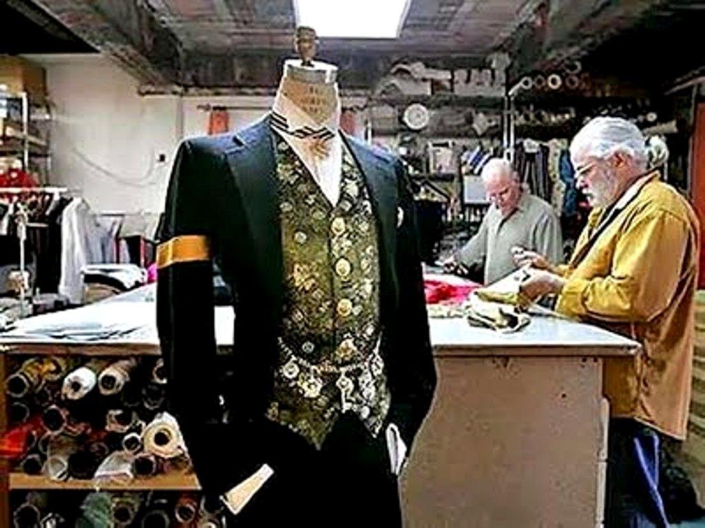 Michael e Mozart: um virtuosismo Correspondente   Costum10