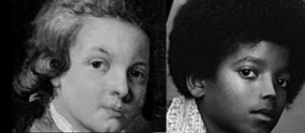 Michael e Mozart: um virtuosismo Correspondente   Mm110
