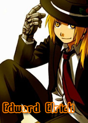 Curriculum de: Edward Elric Edward11
