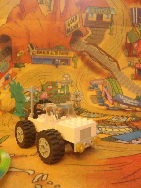 Costruire un Jeep - Lezioni per Bambini ;) P5070110