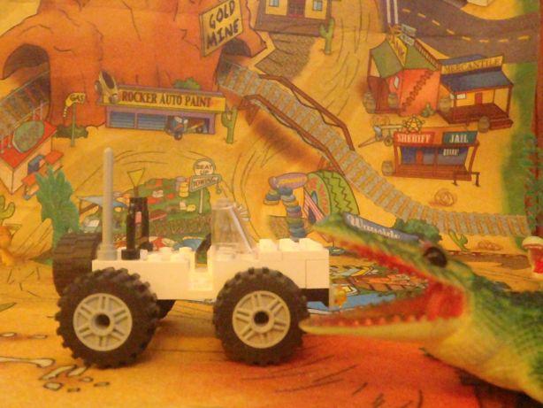 Costruire un Jeep - Lezioni per Bambini ;) P5070111