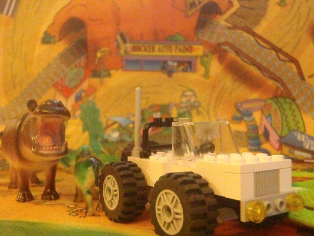 Costruire un Jeep - Lezioni per Bambini ;) P5070114